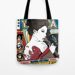 Space Yakuza —VAMPIRE EMPIRE collection Tote Bag