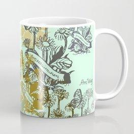 splintered daisies Coffee Mug