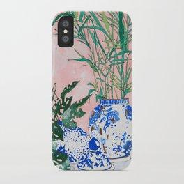 Friendship Plant iPhone Case