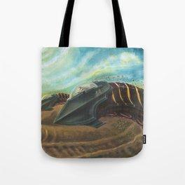 Sandworm Racers - Adam France Tote Bag