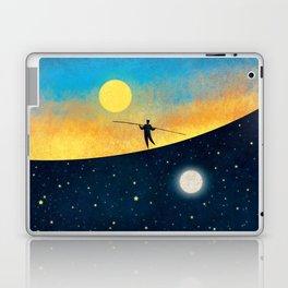 The Tightrope Walker G Laptop & iPad Skin
