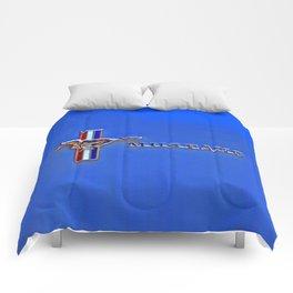 Mustang Comforters