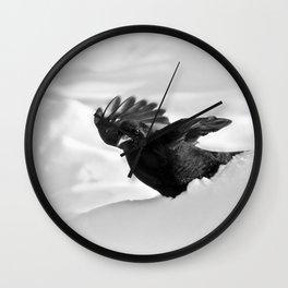 Descendant Wall Clock