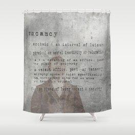 Definition  Shower Curtain