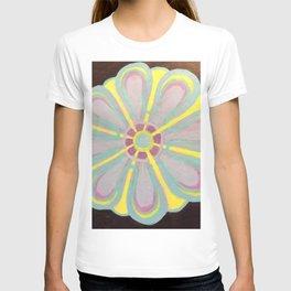 Bold flower T-shirt