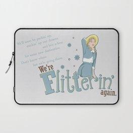 Flitterin' Laptop Sleeve