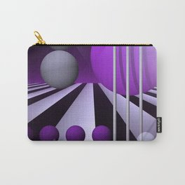 3D - abstraction -93- Carry-All Pouch