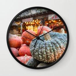 Avila Evening Wall Clock