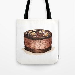 Chocolate Mousse Tote Bag