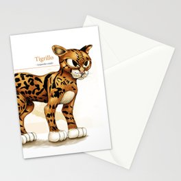 Tigrillo Stationery Cards