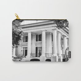 Taylor Grady House in BW Carry-All Pouch