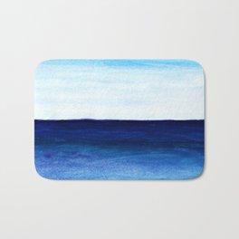 Blue & blue Bath Mat