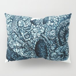 Wu-Tang Ain't Nothing to F' Wit - Blue Pillow Sham