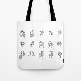 indecisiveness Tote Bag