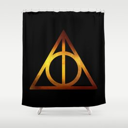 HARRY POTTER II Shower Curtain