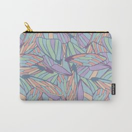 Insect Wings Carry-All Pouch