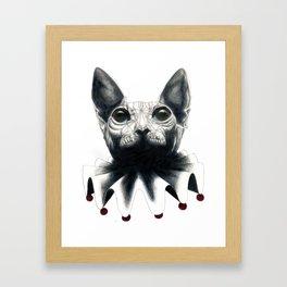 Spinx Framed Art Print