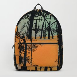 In the Evening (version 2) Backpack