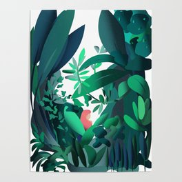 In the Jungle Poster