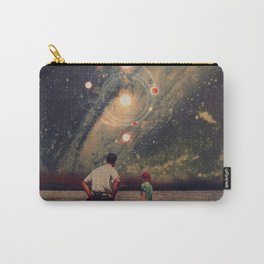 Light Explosions In Our Sky Carry-All Pouch