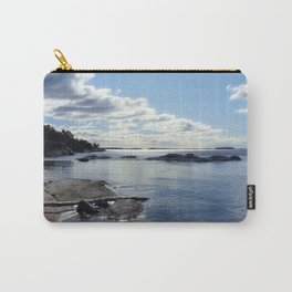 View from Ingaro Beach Carry-All Pouch