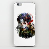 snk iPhone & iPod Skins featuring strongest by ururuty
