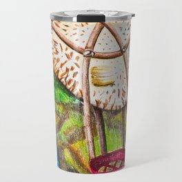 The Blowfish Adventure - Mazuir Ross Travel Mug