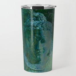 Buddha in Nature Travel Mug