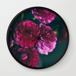 Poetic 2 Wall Clock