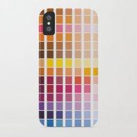 pantone iPhone & iPod Cases featuring pantone by Natasha79