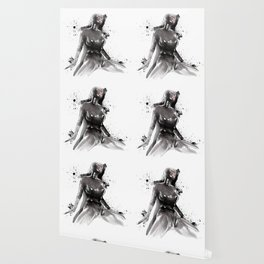 Fetish painting Wallpaper