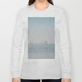 the Étang de Vaccarès ... Long Sleeve T-shirt