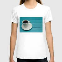 coffe T-shirts featuring Coffe by Camaracraft