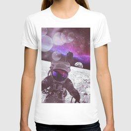 PURPLE SKIES T-shirt