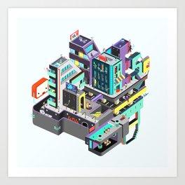 ESC Art Print