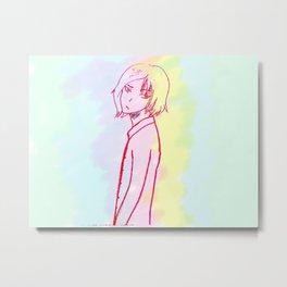 pastel kenma Metal Print