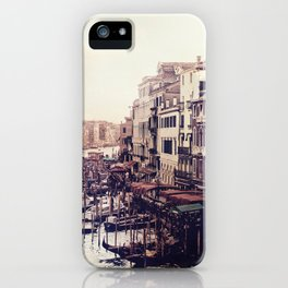 Venice revisited iPhone Case
