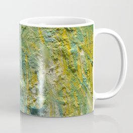 Water Scrape Coffee Mug