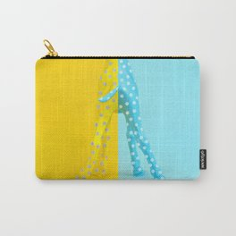Lets Go Halvsies Carry-All Pouch