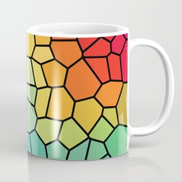 Super Cool Stained Glass Window Coffee Mug