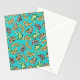 """""""Oro?"""" Cactus Teal  Stationery Cards"""