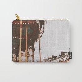 Parisian Carousel Carry-All Pouch