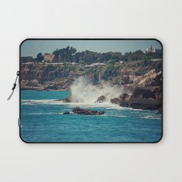 Boca do Inferno Laptop Sleeve