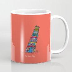 pisa tower Mug