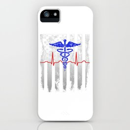 American Medical iPhone Case