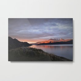 Patagonia region in Argentina South America Metal Print