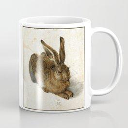Albrecht Durer - Hare Coffee Mug