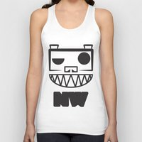 bears Tank Tops featuring Bears! by JoeBear
