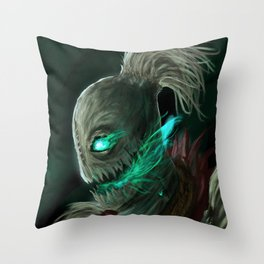 Fiddlestick Throw Pillow