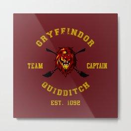 Legend Team Of Quidditch Metal Print